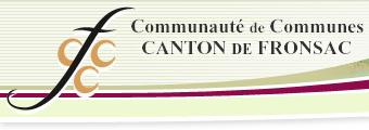logo canton de fronsac